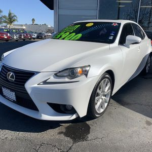 2014 Lexus IS for Sale in Sacramento, CA