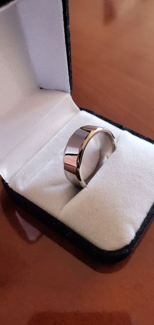 Stainless Steel, Men's Ring, Size 9 & 10 for Sale in Portland, OR
