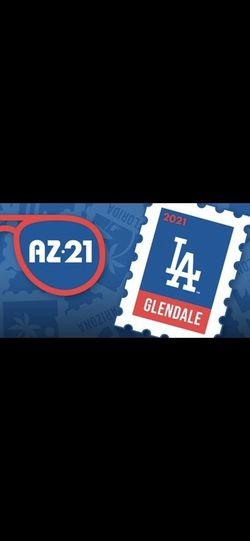 Dodgers Vs Padres Spring Training Saturday March 20 4 Tickets for Sale in Covina,  CA