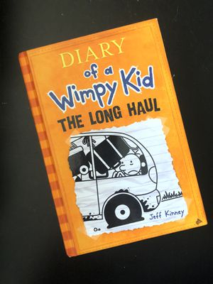 Diary of a Wimpy Kid: The Long Haul (Signed by Jeff Kinney!) for Sale in Wake Forest, NC