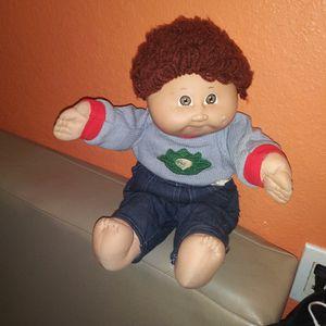 Orignal Cabbige Patch Doll, Antique Porcillan Dolls for Sale in Houston, TX