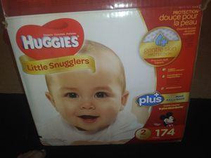 Huggies size 2 & 3 for Sale in Phoenix, AZ