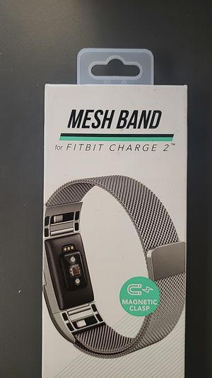 Mesh Band for Fitbit Charge 2 for Sale in New York, NY