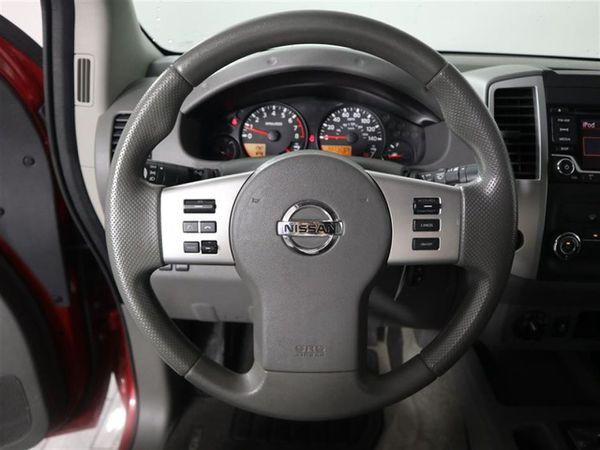2017 Nissan Frontier V6