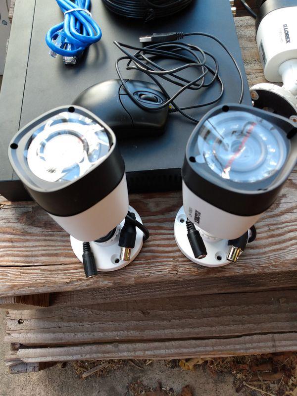 Lorex Video Cameras with DVR