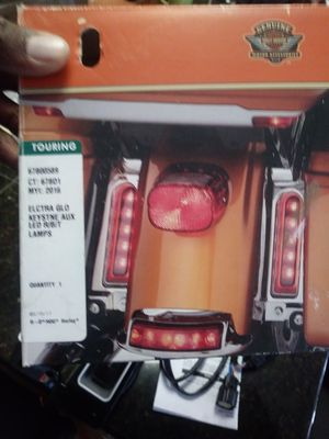 Electra glo led lights for Harley Davidson for Sale in Pittsburg, CA