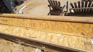 Joist 16 foot wood each 20$ for Sale in Riverside, CA