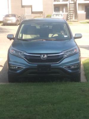 Honda crv,2016 for Sale in Dallas, TX
