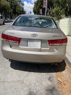 Hyundai Sonata 2007 for Sale in Monterey Park, CA