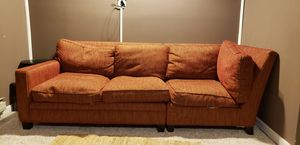Cherry Red sofa from Thomasville for Sale in KNG OF PRUSSA, PA