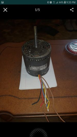 3/3 H.P. PHASE 1 ELECTRIC MOTOR @ HOBBY AIRPORT for Sale in Houston, TX