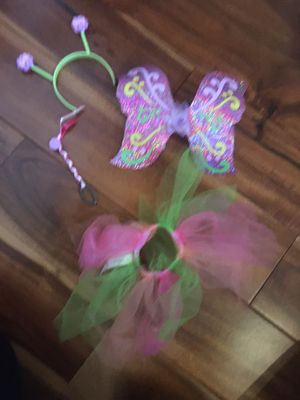 "American Girl Wellie Wisher 14"" Doll Fairy Costume for Sale in Kirkland, WA"
