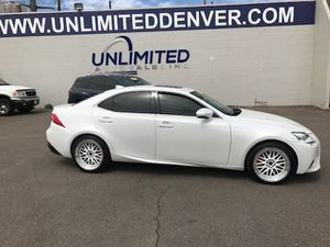 2014 Lexus IS 250 for Sale in Denver, CO