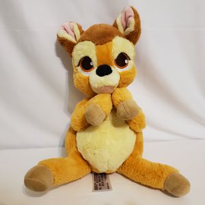 "Disney Bambi Plush Stuffed Animal Deer 12"" Fawn for Sale in La Grange Park, IL"