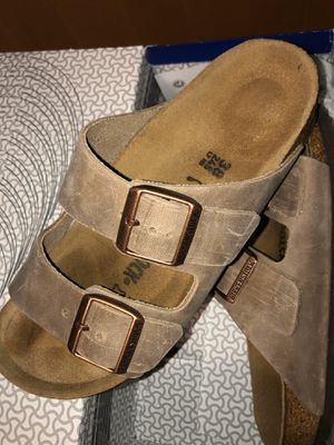 Birkenstock's - size 38 cm, narrow fit for Sale in Pico Rivera, CA