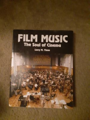Film music the soul of cinema for Sale in La Habra Heights, CA