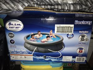 Bestway pool for Sale in Johnstown, OH