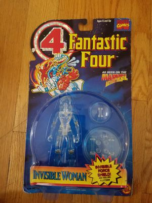 Fantastic Four Invisible Woman for Sale in Fulton, MD