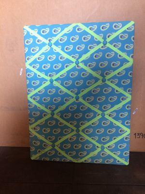 Vera Bradley Bulletin Board for Sale in San Diego, CA