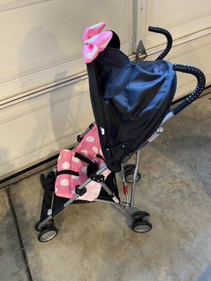 Minnie Mouse stroller (2) available for Sale in San Diego, CA