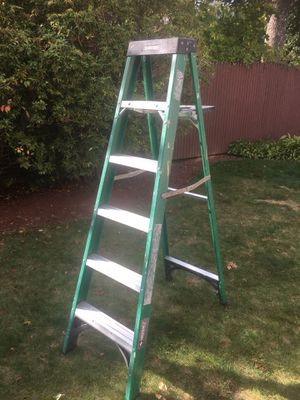 6ft ladder for Sale in Pawtucket, RI