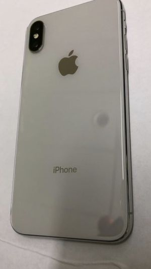 iPhone X $550 & iPhone 8+ $450! (64GB AT&T) for Sale in Spring, TX