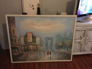 Large painting of Europe for Sale in Clearwater, FL