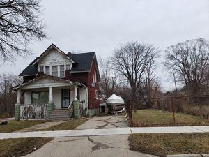 15k warranty deed. 3bd 1.5 ba. New roof! for Sale in Detroit, MI