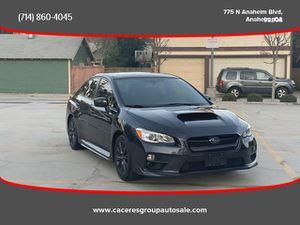 2015 Subaru WRX for Sale in Anaheim, CA