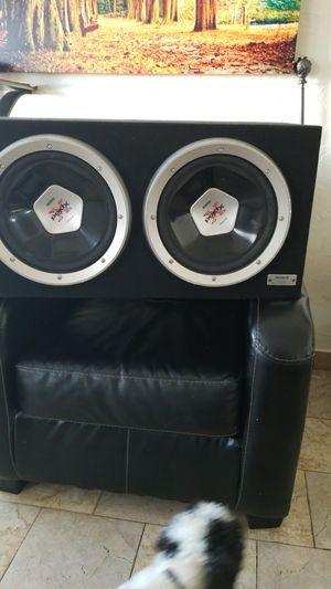 """Sony xplod 12"""" for Sale in Las Vegas, NV"""