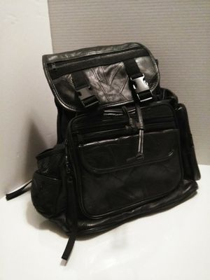 Leather Backpack-Mens or Womans for Sale in Glendale, AZ