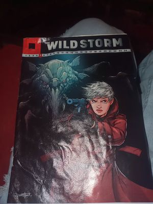 The wild storm commet book for Sale in BRECKNRDG HLS, MO