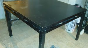 Tall Kitchen table free for Sale in Longmont, CO