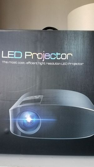 LED PROJECTOR for Sale in Los Angeles, CA