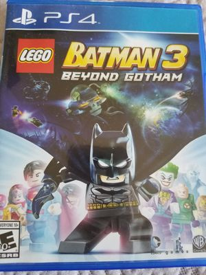 Batman PS4 game for Sale in Diamond Bar, CA