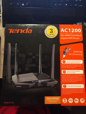 Tends Ac1200 Router for Sale in Oroville, CA