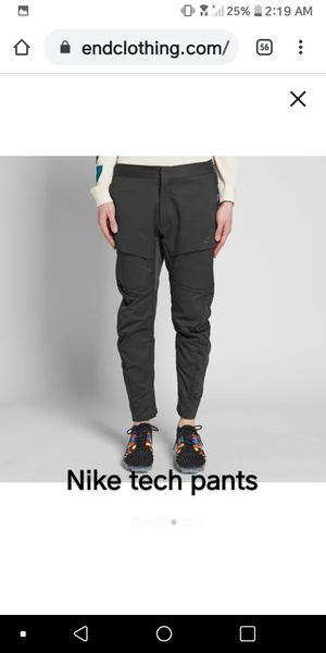 NIKE TECH PACK CARGO PANT for Sale in Tacoma, WA