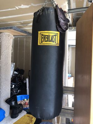Punching bag for Sale in Brentwood, CA