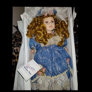 Doll House Porcelain Doll for Sale in Tampa, FL