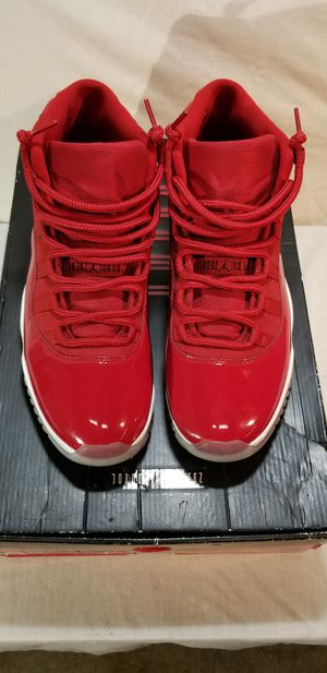 Jordan Retro 11 Win Like 96 size 12 $240 for Sale in Bellevue, WA