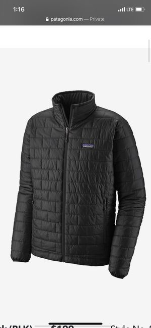 Brand New Patagonia Men's S Jacket for Sale in San Francisco, CA