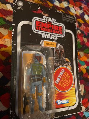 Boba fett the empire strikes back Star Wars for Sale in Ladera Heights, CA