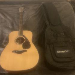 Yamaha Guitar & Bag for Sale in Benicia,  CA