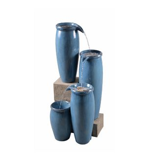 Kenroy Home Vessel Resin Floor Fountain for Sale in Anaheim, CA
