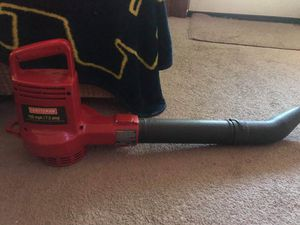 Leaf blower for Sale in Greenfield, IN