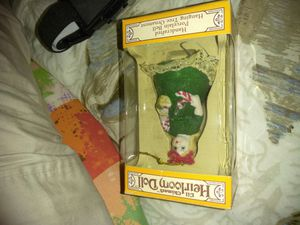 Vintage porcelain Bell doll in mint condition for Sale in NC, US