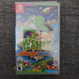 Yoshis Crafted World Nintendo Switch for Sale in Miramar, FL