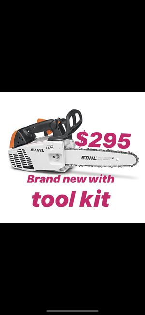 NEW STIHL MS194T CHAINSAW for Sale in Norwalk, CA