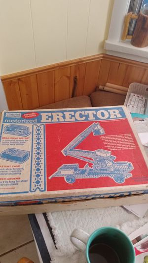 Gabrielle erector set for Sale in Lakeside, AZ