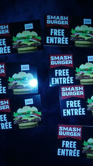 Smash burger coupons for Sale in Apache Junction, AZ